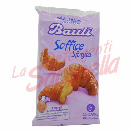 Cornuri Bauli simple 240 gr-6 bucati