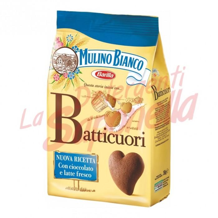 """Biscuiti Mulino Bianco """"Batticuori"""" 350 gr"""