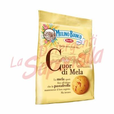 """Biscuiti Mulino Bianco """"Cuor di Mela"""" 300 gr"""