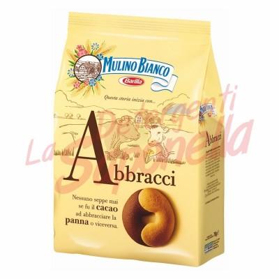 """Biscuiti Mulino Bianco """"Abbracci"""" 350 gr"""