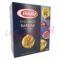 """Paste Barilla  specialitate """"Barbine"""" 500 gr"""