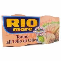 Ton Rio Mare in ulei de masline 2X240 gr