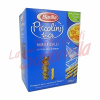 "Paste Barilla ""Mini Fusilli"" 500 gr"