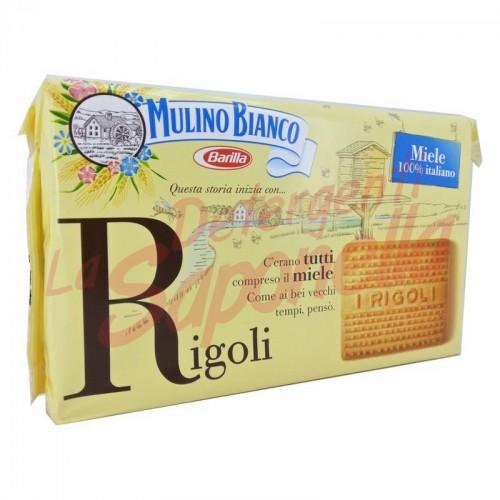"""Biscuiti Mulino Bianco """"Rigoli"""" 400 G"""
