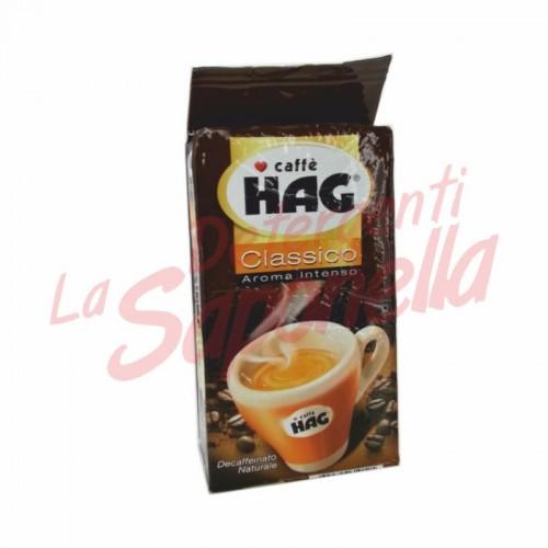 Cafea decofeinizata Hag aroma intensa clasica  250 gr