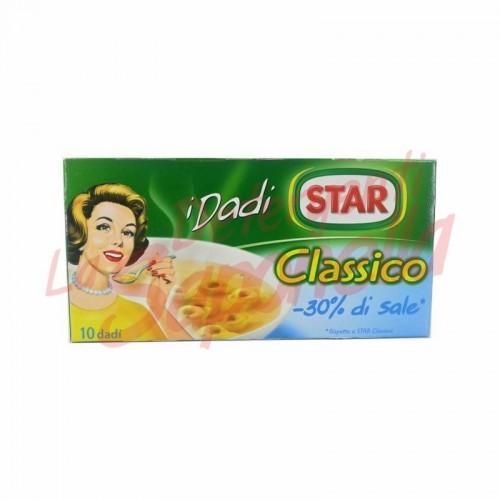 Cuburi pentru supa Star clasice si condiment 100 gr-10 cuburi