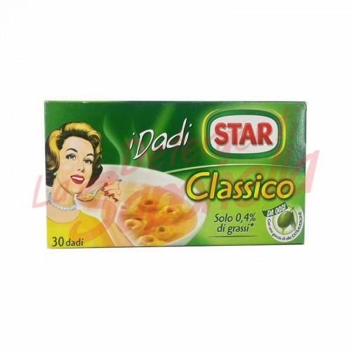 Cuburi pentru supa Star clasice si condiment cu ulei de masline extra virgin 300 gr-30 cuburi