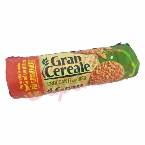 Biscuiti Gran Cereale crocanti cu orez 230 gr