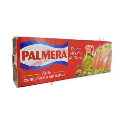 Ton Palmera in ulei de masline 3x80 gr