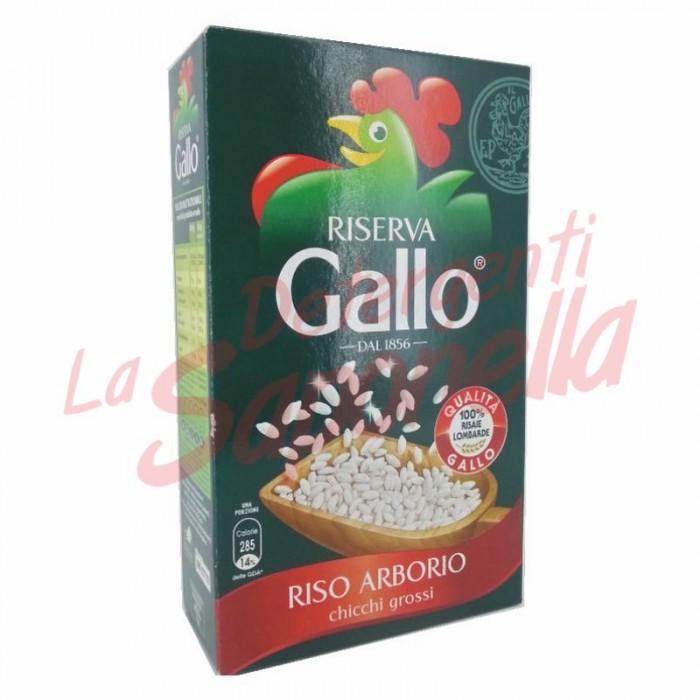 """Orez Gallo """"Arborio"""" cu boabe mari 1kg"""