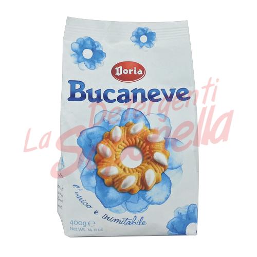 "Biscuiti Doria ""Bucaneve"" 400 gr"