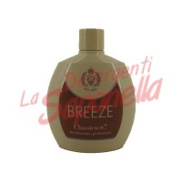 "Antiperspirant Breeze parfumat fara gaz ""Clasicco 67""  100 ml"