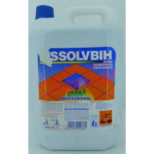 Acid tamponat Dissolvbih profesional parfumat 5000 ml