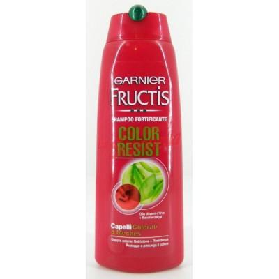 Sampon Garnier Fructis fortifiant cu ulei din seminte de struguri si boabe de acai pentru par vopsit 250 ml