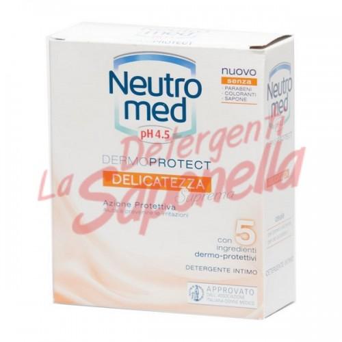 Detergent intim Neutro Med delicatete suprema cu actiune protectiva 200 ml