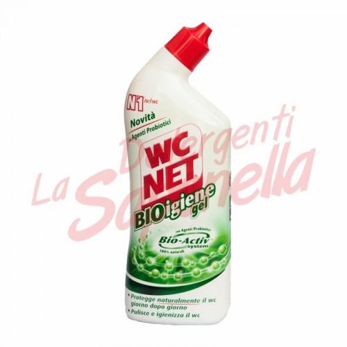 Gel wc Wc Net Bio Igiena cu agenti probiotici-700 ml