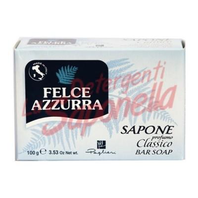 Sapun solid Felce Azzurra cu parfum clasic 100 g