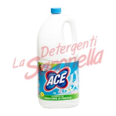 Inalbitor Ace clasic cu parfum de prospetime 3 L