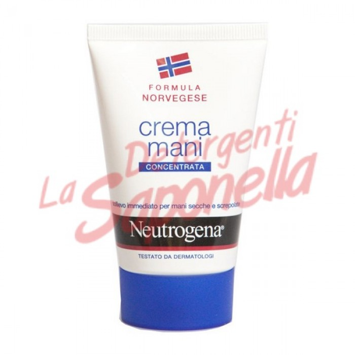 Crema de maini Neutrogena concentrata formula norvegiana 50 ml
