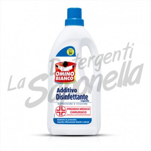 Aditiv lichid dezinfectant Omino Bianco 900 ml.