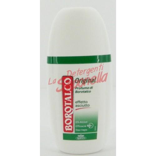 Antiperspirant Borotalco spray fara gaz Original 75 ml