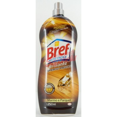 Detergent Bref Brillante suprafete pretioase: marmura si parchet 1250 ml