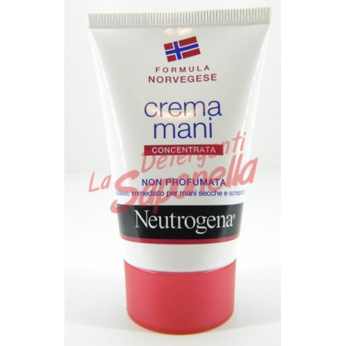 Crema de maini Neutrogena concentrata neparfumata 50 ml