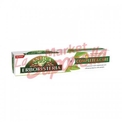 Pasta de dinti Antica Erboristeria Complete & Care75ml