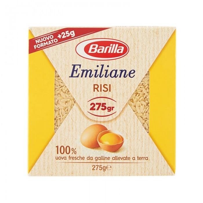 """Paste Barilla Emiliane """"Risi""""cu ou 275gr"""