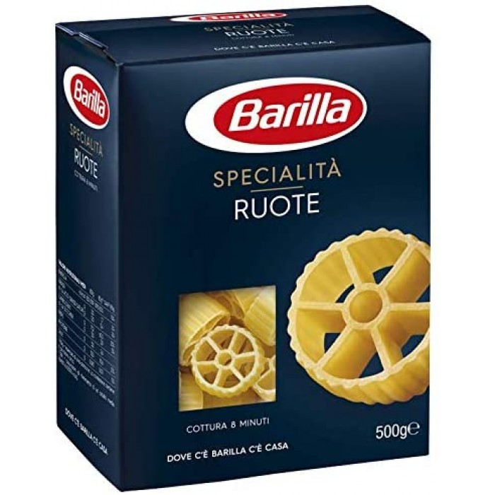 """Paste Barilla  """"Ruote"""" 500 gr"""