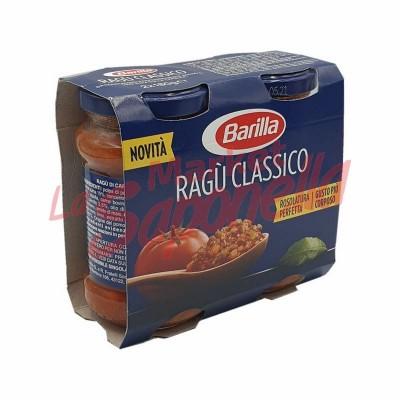 Sos pentru paste ragu clasic Barilla – 180 g – 2 bucati- 360 g