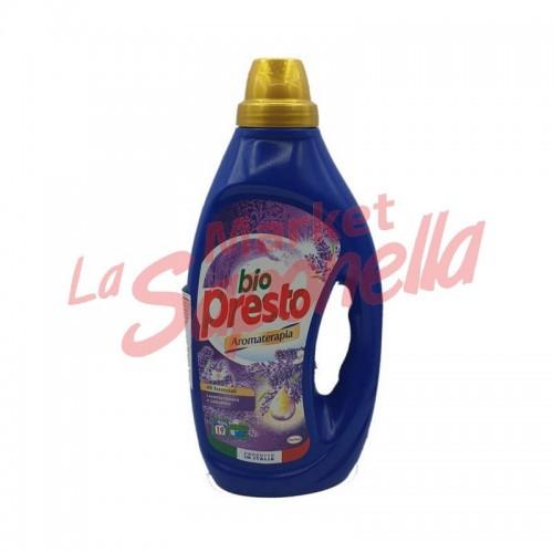 Detergent  Bio Presto cu lavanda 19 spalari 950 ml
