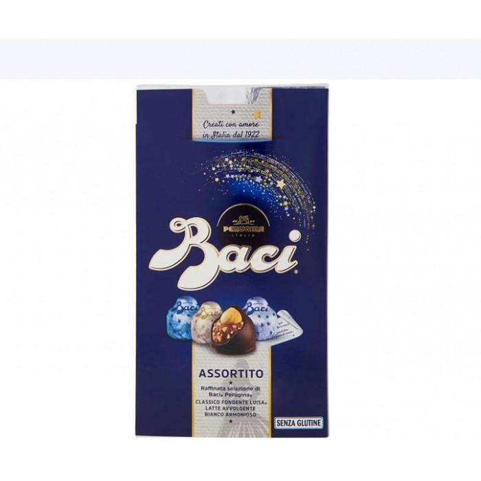 Praline de ciocolata  Baci Perugina asortate fara gluten 200gr