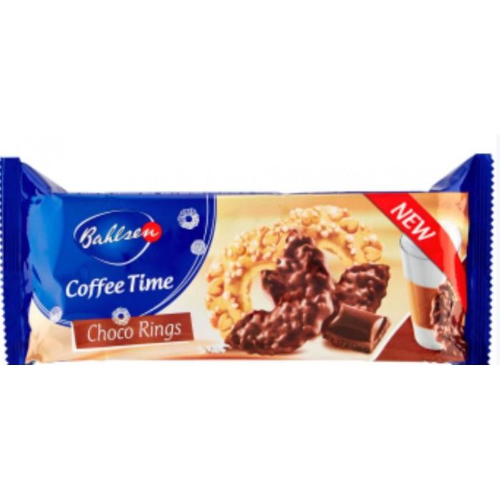 Biscuiti Bahlsen cu ciocolata si bucati de zahar 155gr