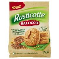 Biscuiti Balocco Rusticotte cu cereale si seminte 700ml