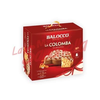 Balocco colomba Classica Glazurata-750g
