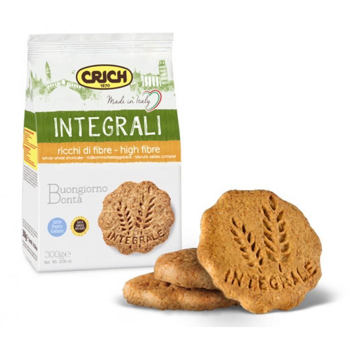 Biscuiti Crich integrali 300gr