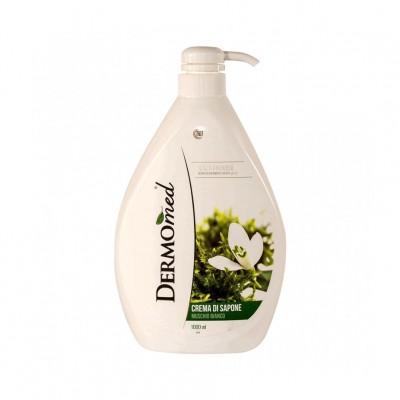 Sapun lichid Dermomed cu mosc alb 1000 ml