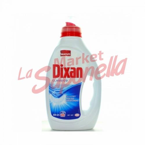 Detergent lichid clasic Dixan – 1L – 20 spalari