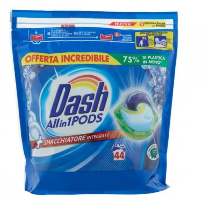 Detergent pernute Dash cu solutie pentru pete 44 buc 1320 g
