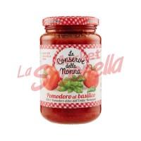 Sos pasta Della Nonna rosii si busuioc 350 gr