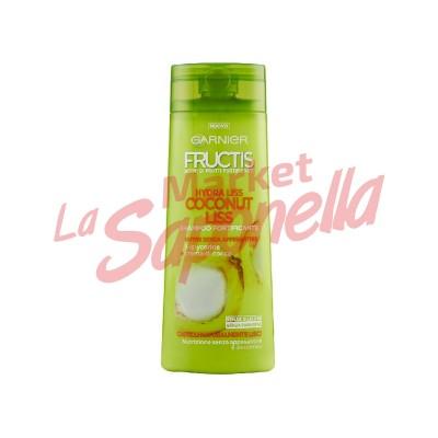 Sampon Garnier Fructis Hidra liss Coconut 250 ml