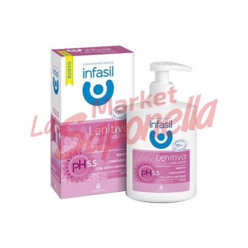 Detergent intim Infasil calmant  PH 5.5 200 ml