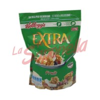 "Cereale Kellogg's ""Extra"" cu fructe 375 gr"