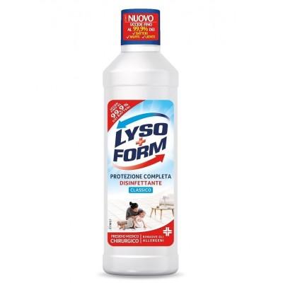 Detergent pardoseala Lyso+Form dezinfectant clasic 900ml