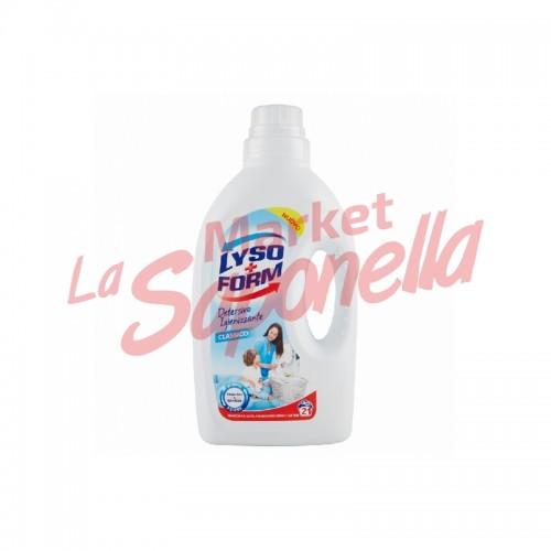 Detergent lichid Lyso+Form igienizant clasic 1365L-21 spalari