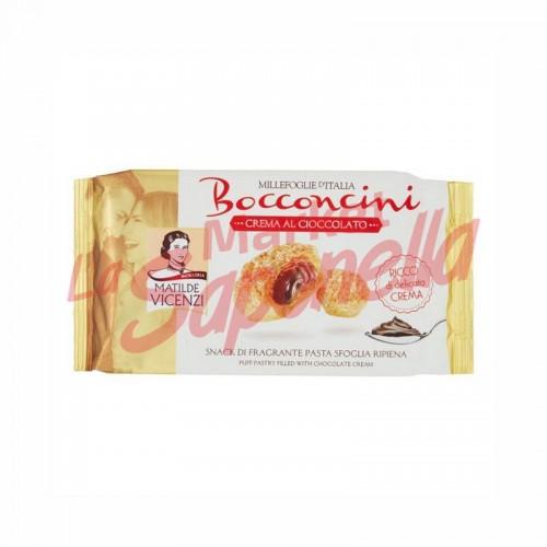 Biscuiti Matilde Vicenzi  bocconcini cu crema cacao 100 gr