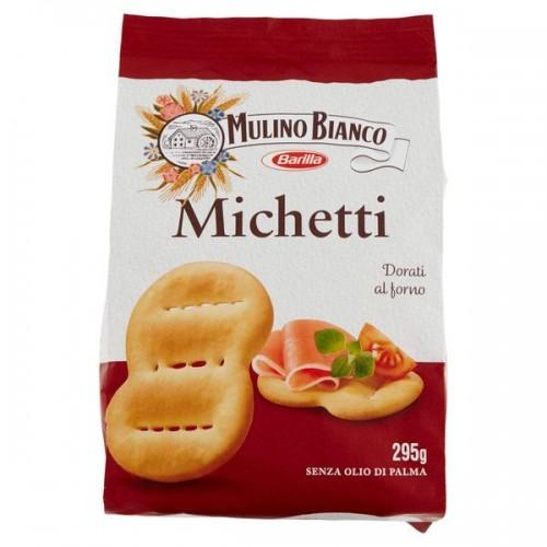 Crackers Mulino Bianco Barilla Michetti  fara ulei de palmier 295gr