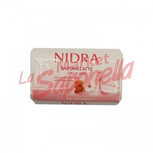 Sapun solid Nidra Saponelatte Delicat 90 g