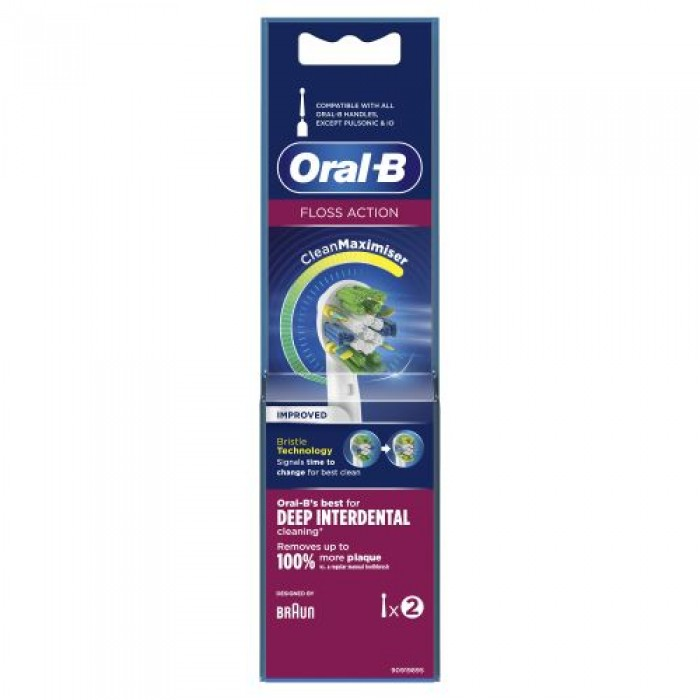 Rezerva periuta de dinti Oral-B 2 bucati